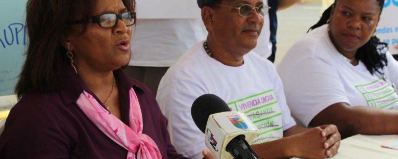 Organizaciones demandan participación en debate presupuestario